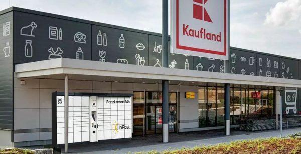 Paczkomaty będą dostępne pod każdym sklepem Kaufland