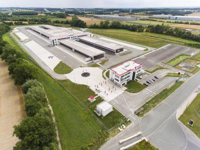 Größtes Paketsortierzentrum von DPD in Deutschland nimmt im September den Betrieb auf