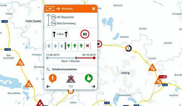 Nowa mapa Niemiec. Będzie nieodzowna dla kierowców i spedytorów