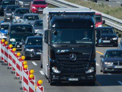 Germania: A fost lansată o hartă interactivă a drumurilor cu restricții de trafic