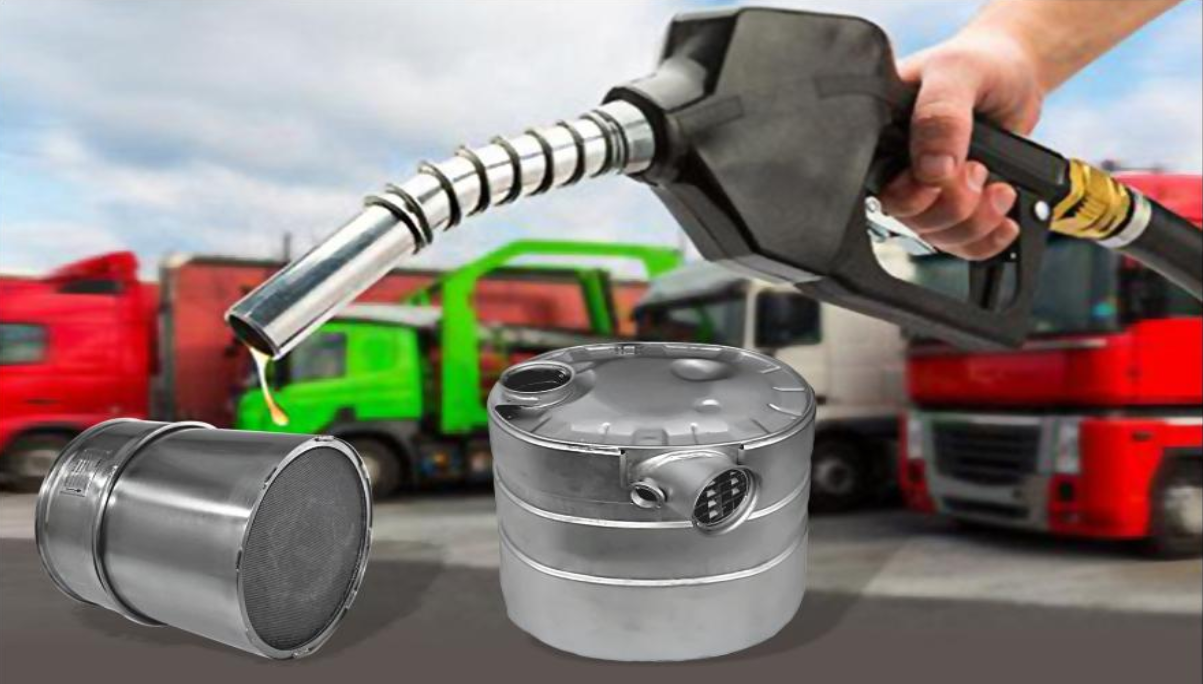 Czyszczenie filtrów DPF a zużycie paliwa