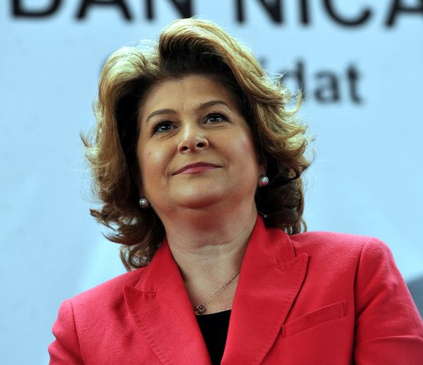 Learn a new face: Rovana Plumb from Romania to be the new EU Commissioner for Transportation.