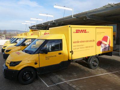 Deutsche Post stellt StreetScooter Produktion ein