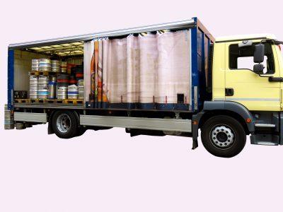 Transport i logistyka alkoholi, czyli w czym wozić trunki, by nie straciły swych walorów