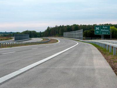 Nowy odcinek ekspresówki między Warszawą a Lublinem. Na razie pojedziecie tylko 100 km/h