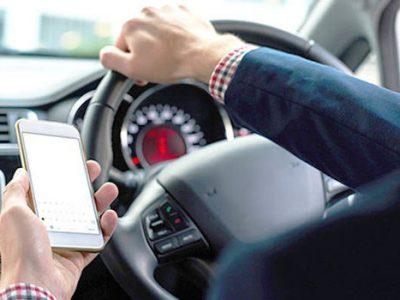 Sancțiuni mai aspre pentru șoferii români care folosesc telefonul mobil la volan