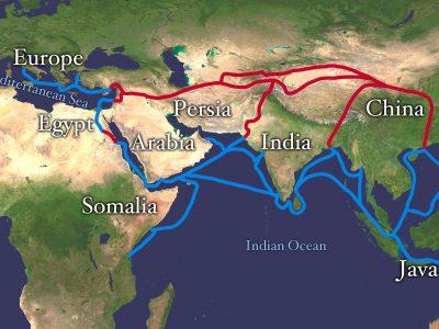 Как получить конкурентное преимущество в логистике Евразии? Примеры стратегий в проекте One Belt, One Road (1/2)