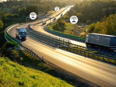 Digitisation can solve the problem of low margins in transport