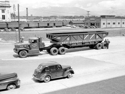 Historia transportu – odc. 89. O tym, ile zarabiali mali amerykańscy przewoźnicy krótko po II wojnie