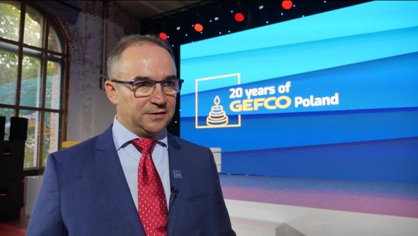 Platformizacja, współdzielenie i wymiana danych według Gefco Polska. Tak firma przygotowuje się na r