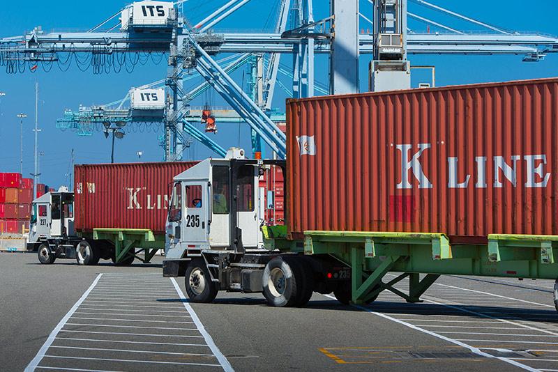 Noua procedură vamală privind transportul de mărfuri din Europa în Marea Britanie