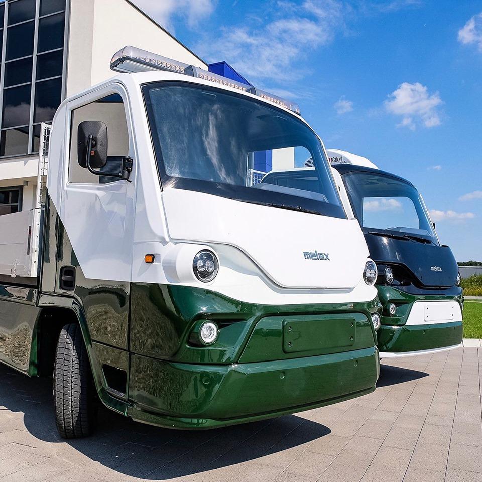 Oto nowy pojazd Melexa. Zrobi konkurencję innym dostawczakom?