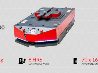 VersaBox – czyli inteligentna maszyna pomocna w transporcie wewnętrznym