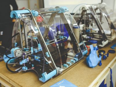Better spare parts and supply chain management via 3D printing