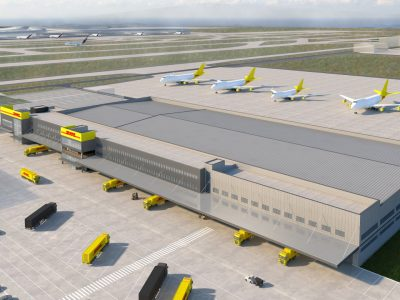 DHL Express investiert 131 Millionen Euro in die Erweiterung des Incheon Gateways