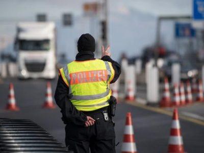 Noi acțiuni de control rutier anunțate în Germania în această lună