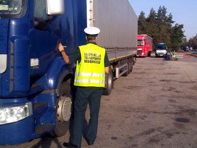 Transportator lituanian sancționat sever în Polonia pentru abateri repetate