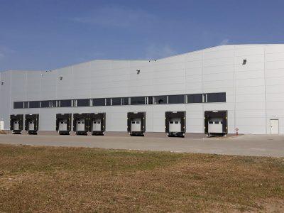 Centrum logistyczne z terminalem kontenerowym na Podlasiu. Pomieści ponad tysiąc kontenerów