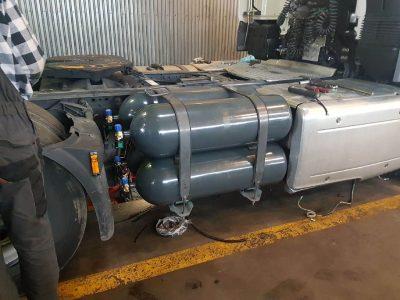 Ta instalacja CNG do diesla spełnia najnowsze przepisy dot. litrażu