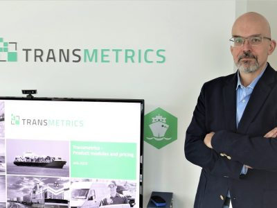 Transmetrics – a startup that helps to optimize transport in a smart way