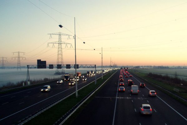 Nowa maksymalna prędkość na holenderskich autostradach