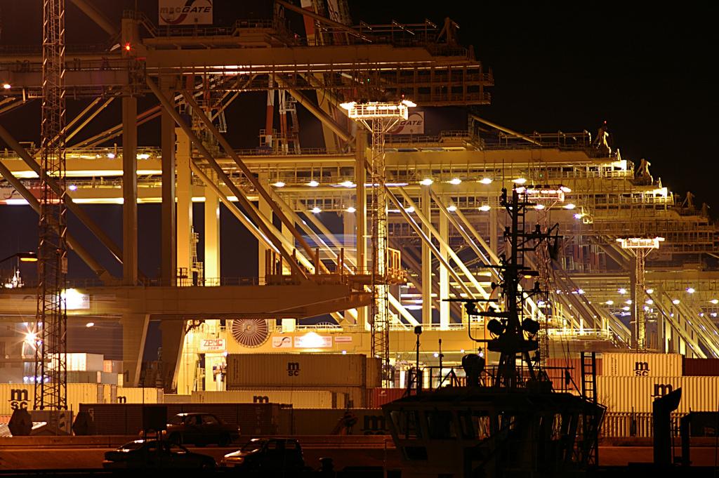 Eurogate podniesie ceny w niemieckich portach