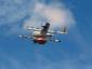 Drónok veszik át az utolsó kilométeren a küldeményeket. Sikerült végrehajtani az első kereskedelmi kézbesítéseket.