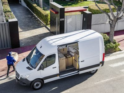 Another diesel scandal. This time some Mercedes Sprinters are involved.