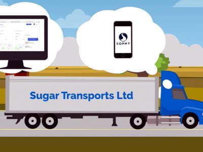 Branżowy startup Sophy scala i ułatwia komunikację w transporcie