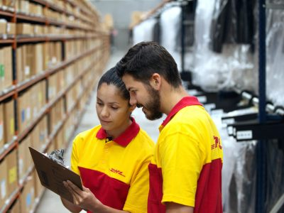 DHL to spend an astonishing sum on digitalization. This investment is intended to drive the company's growth.