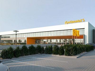 """""""Continental"""" pradėjo gamybą Kauno rajone"""