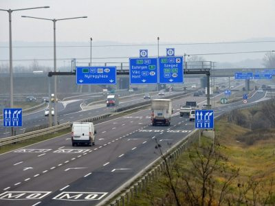 Restricții de trafic pentru camioane în Ungaria