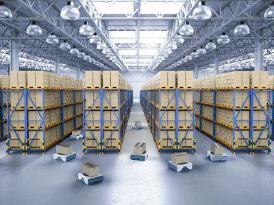 Chiriile din sectorul logistic european se află la cel mai înalt punct din ultimul deceniu