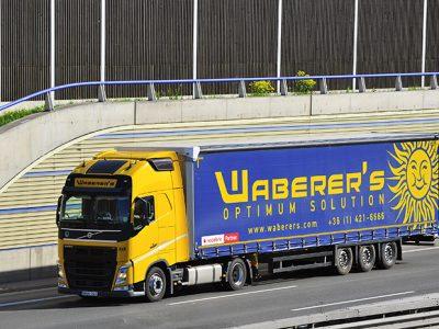 Waberer's raportează profit în primul trimestru al anului