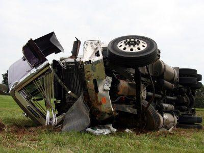 ДТП с участием грузовика во Франции. Все, что нужно знать профессиональному водителю