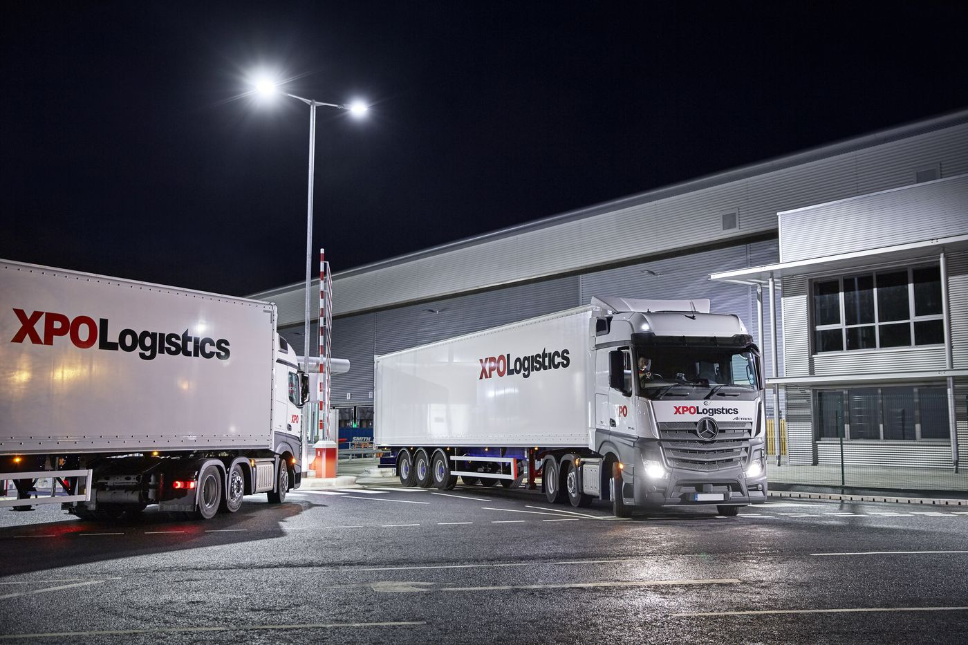 XPO Logistics tops Fortune 500 Transportation and Logistics Ranking for 5th year in a row