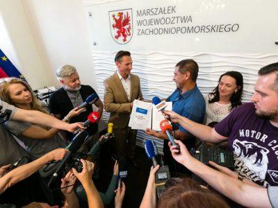 Андрей Сыровацкий получил еще одну награду. На этот раз – от президента UICR