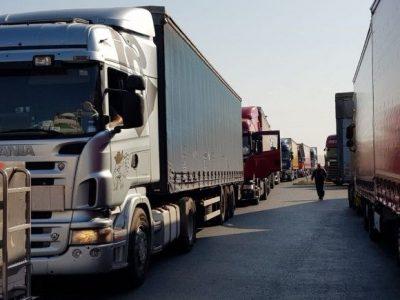 Creșteri ale timpilor de așteptare la toate punctele de trecere a frontierei din România