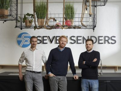 Branżowy startup Seven Senders personalizuje i automatyzuje dostarczanie paczek w Europie