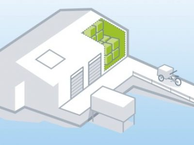 Mikro-magazyny idealnym rozwiązaniem dla dostaw w miastach. Tak twierdzą eksperci z Niemiec