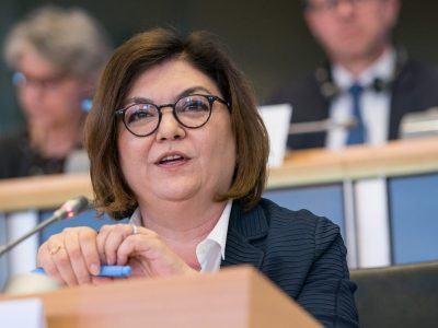 Adina Vălean este noul Comisar european pentru Transporturi