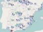 Schnee, Glatteis und Separatisten auf Spaniens Straßens