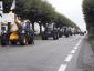 Немецкие фермеры протестуют в Гамбурге. На дорогах вокруг города может быть сложная ситуация