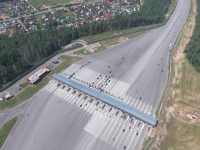 Nowa autostrada pomiędzy Moskwą a Petersburgiem już otwarta. 720 km można przejechać w 6,5 godziny