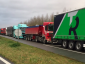 France: truck drivers are protesting on Monday and Tuesday. Expect difficulties!