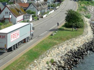 Duże inwestycje Freja Transport & Logistics. Magazyn i nowa flota
