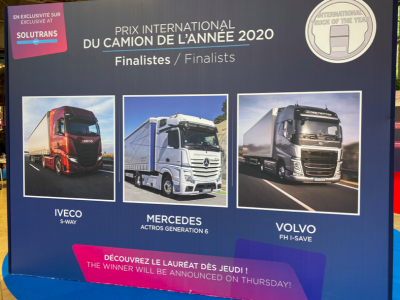 Najlepsza ciężarówka i dostawczak roku 2020. Oto zwycięzcy