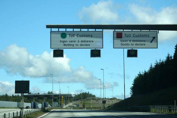 Danija ir Norvegija vėl pratęs sienų kontrolę