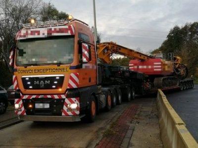 105 тонн вместо допустимых 40. Как получить штраф в размере более 7 тыс. евро