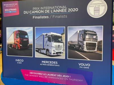 Ez a 2020-as év legjobb teherautója és furgonja